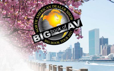 Spring 2021 Exertis Virtual Big Book of AV Dealer Show Set to Break New Records for Engagement, Training and New Product Presentations